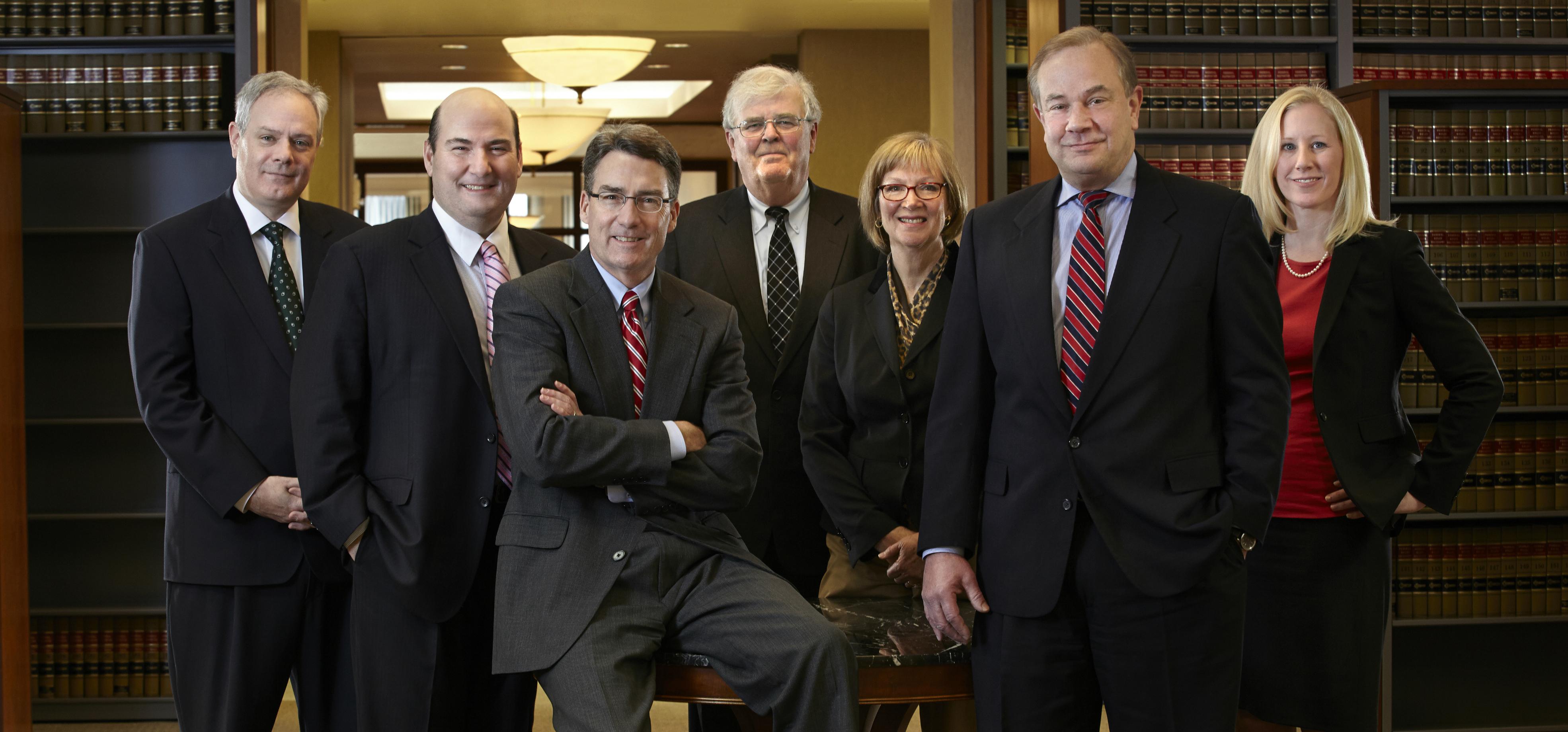 Strauss Troy Attorneys Labor & Employment Group 2015 Cincinnati, OH