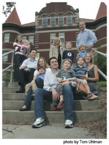 Strauss Troy Attorney Ann Gerwin Supports Hyde Park School