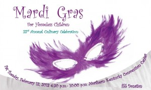 Strauss Troy Supporting 22nd Annual Mardi Gras To Benefit Homeless Children