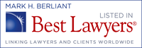 Strauss Troy Attorney Mark Berliant Best Lawyers badge