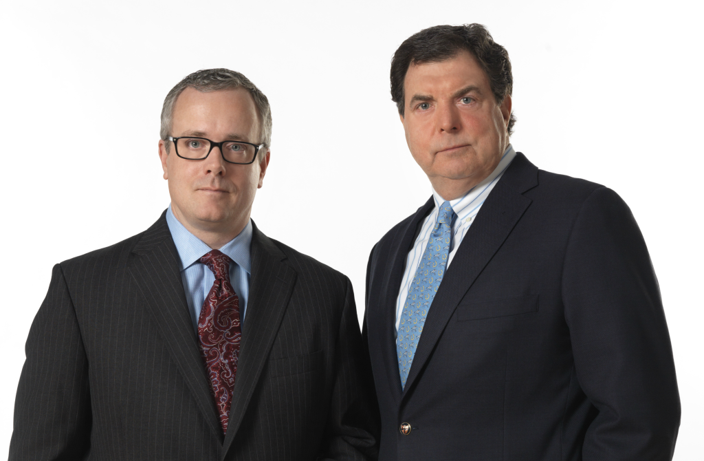 Strauss Troy Litigators Robert Sparks (l) And Ron Parry