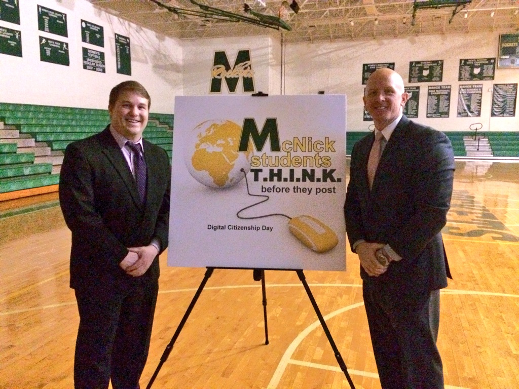 Strauss Troy Attorneys Worth And Renzenbrink Present At McNicholas High School Digital Citizen Day 2014