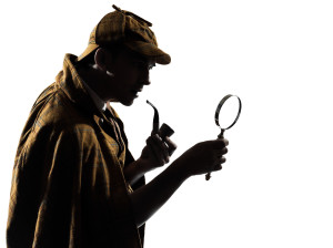 http://www.dreamstime.com/stock-photography-sherlock-holmes-silhouette-studio-white-background-image34268872