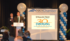 Strauss Troy President Marshall Dosker To Co-Present 2015 Emerging 30 Awards