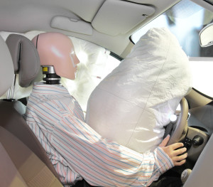 Over 10 million vehicles have been recalled and a class action suit has been launched because of life-threatening Takata air bags. For questions concerning this class action suit, contact Strauss Troy Attorney Ron Parry.