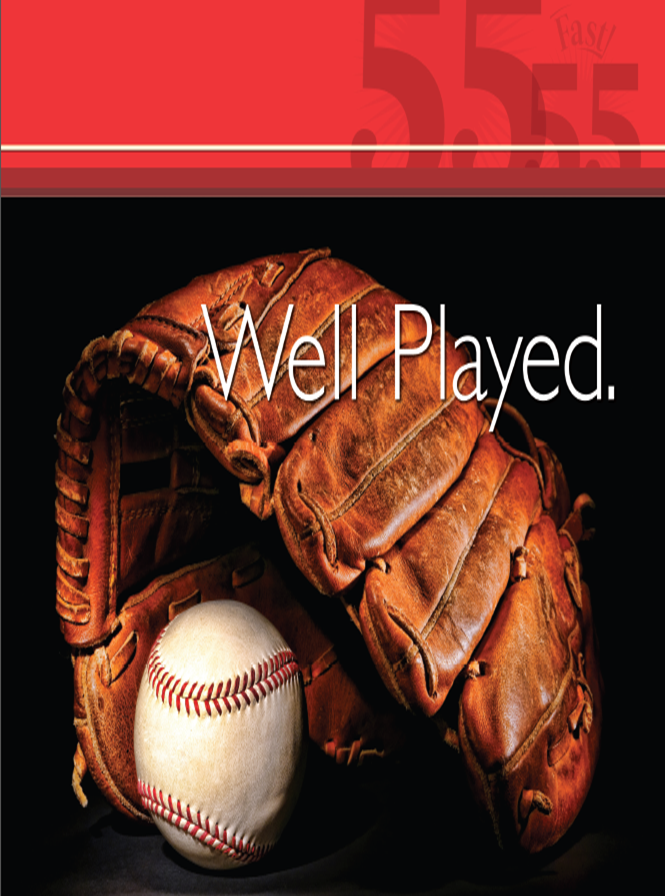 Well Played. Strauss Troy Honors 2015 Fast 55 Companies