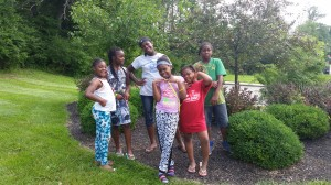 YMCA Summer Campers At Camp Ernst Are Supported By Strauss