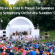 Strauss Troy Sponsors Guests Artists At KSO Summer Concerts