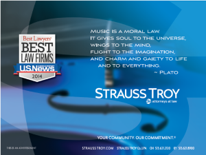 Strauss Troy Proud To Support The Kentucky Symphony Orchestra