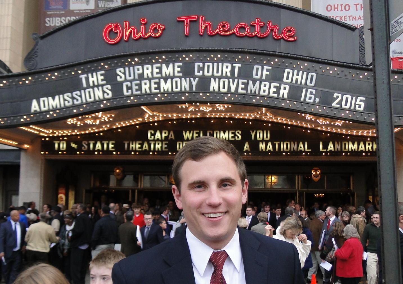 Chris Groeschen Sworn In As New Attorney By Ohio Bar Association