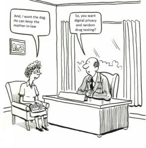 Strauss Troy Prenuptial Agreement Cartoon
