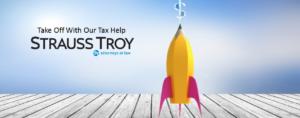 Take Off With Strauss Troy Tax Help