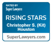 Kit Houston is a Super Lawyers Rising Star.
