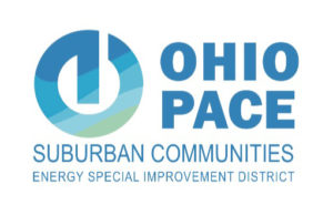 Logo for Ohio PACE (Suburban Communities Energy Special Improvement District