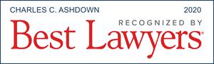 Charles Ashdown, Best Lawyers 2020