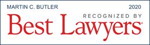 Martin C. Butler, Best Lawyers 2020