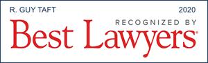 Guy Taft, Best Lawyers 2020