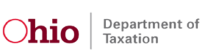 Logo for Ohio Department of Taxation
